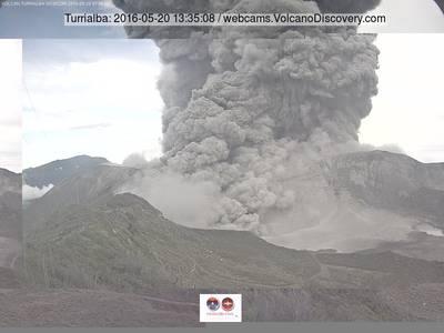 volcano discovery